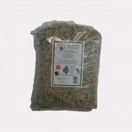 Foin de Crau sans herbicide pour rongeur 1,5 Kg