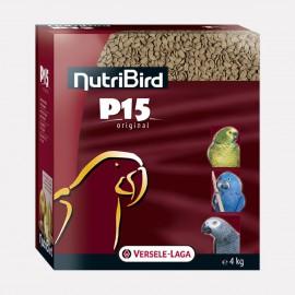 PERROQUET NUTRIBIRD P15 ORIGINAL 4K