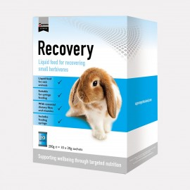 RECOVERY SACH. HERBIVORES 10X20G
