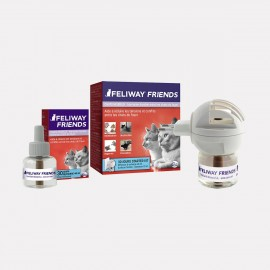 FELIWAY FRIENDS Diffuseur+Recharge 30j