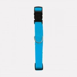 COLLIER UNI TURQUOISE 10 MM