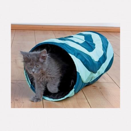 jouet pour chat tunnel cache cache 10 petits z bres. Black Bedroom Furniture Sets. Home Design Ideas