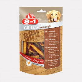 FRIANDISES grill bacon style sachet 80 gr