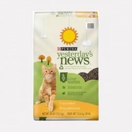 LITIERE en papier recyclé YESTERDAY'S NEWS 6,8 KG