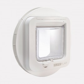 CHATIERE SUREFLAP GM A PUCE