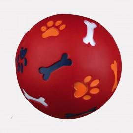 Snack balle distributrice de friandises pour chien