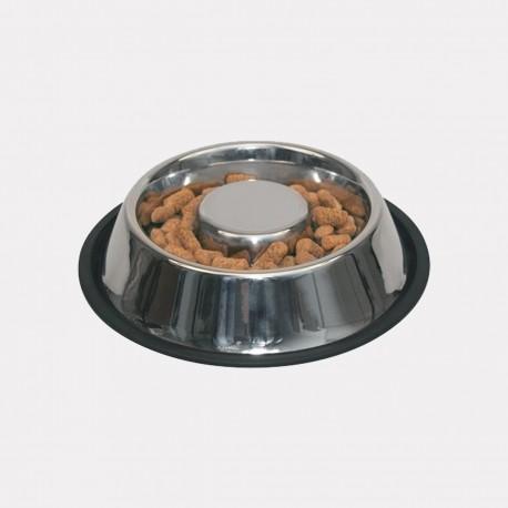 gamelle anti etouffement en inox 500 ml 10 petits z bres. Black Bedroom Furniture Sets. Home Design Ideas