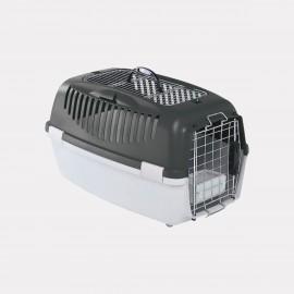 CAGE DE TRANSPORT GULLIVER TOP FREE pour chat et petit chien