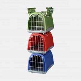Cage de transport CABRIO facile avec ouverture par le dessus
