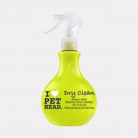PET HEAD Shampoing sec dry clean pour chien