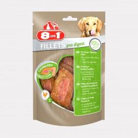 FRIANDISES filet poulet PRO DIGEST sachet 80 gr