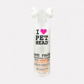 SHAMPOING poils blancs PET HEAD White Party