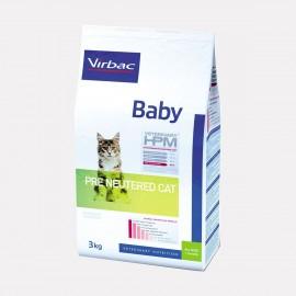 VIRBAC VET HPM CHAT Baby Pré Neutered