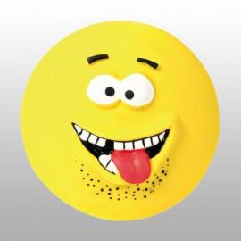 JOUET BALLE SMILEY lot de 4 balles différentes