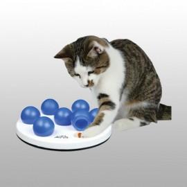 JOUET SOLITAIRE cache friandises pour chat