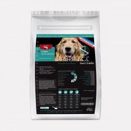 PREFERENCE CHIEN SANS CEREALES - Sac de 10KG