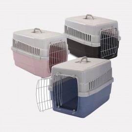 CAGE DE TRANSPORT CARRY 60 chat et petit chien