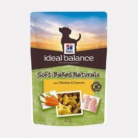 HILL'S Ideal Balance Canine No Grain TREATS Chicken Carrots 227G