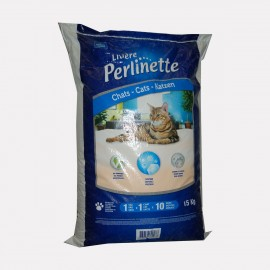 LITIERE CHAT 33 L pack éco PERLINETTE CRISTAUX PREMIUM