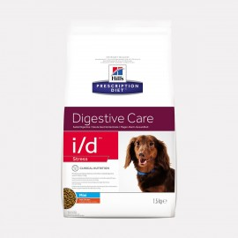 HILL'S PRESCRIPTION DIET CHIEN I/D Stress Mini au Poulet Sac de 1.5 kg