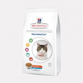 HILL'S VETESSENTIALS Chat Neutered Young Adult au Thon 1,5 Kg