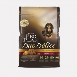 PURINA PROPLAN CHIEN Adult Duo Delice SMALL Poulet - Sac de 2.5Kg