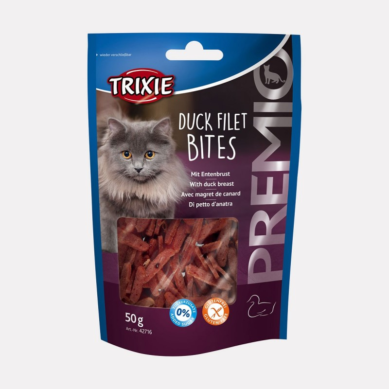 FRIANDISE CHAT DUCK FILET 50G