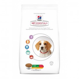 HILL'S VETESSENTIALS Chien Puppy Medium 10 Kg