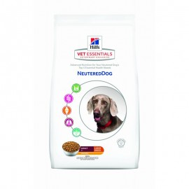 HILL'S VETESSENTIALS Chien Neutered Adult Large 12 Kg