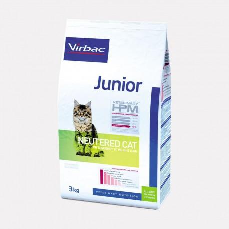 VIRBAC VET HPM CHAT Junior Neutered