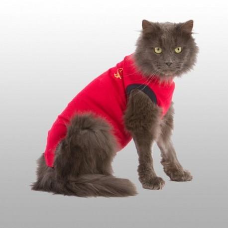 Body MEDICAL PET SHIRT pour chat - plusieurs tailles