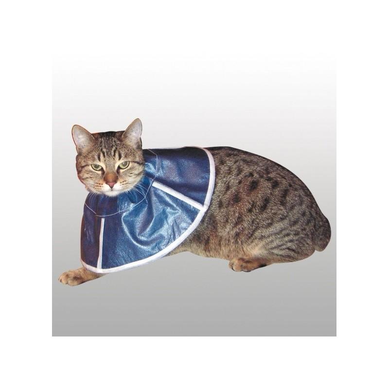 Carcan astucieux inversé pour chats et petits chiens