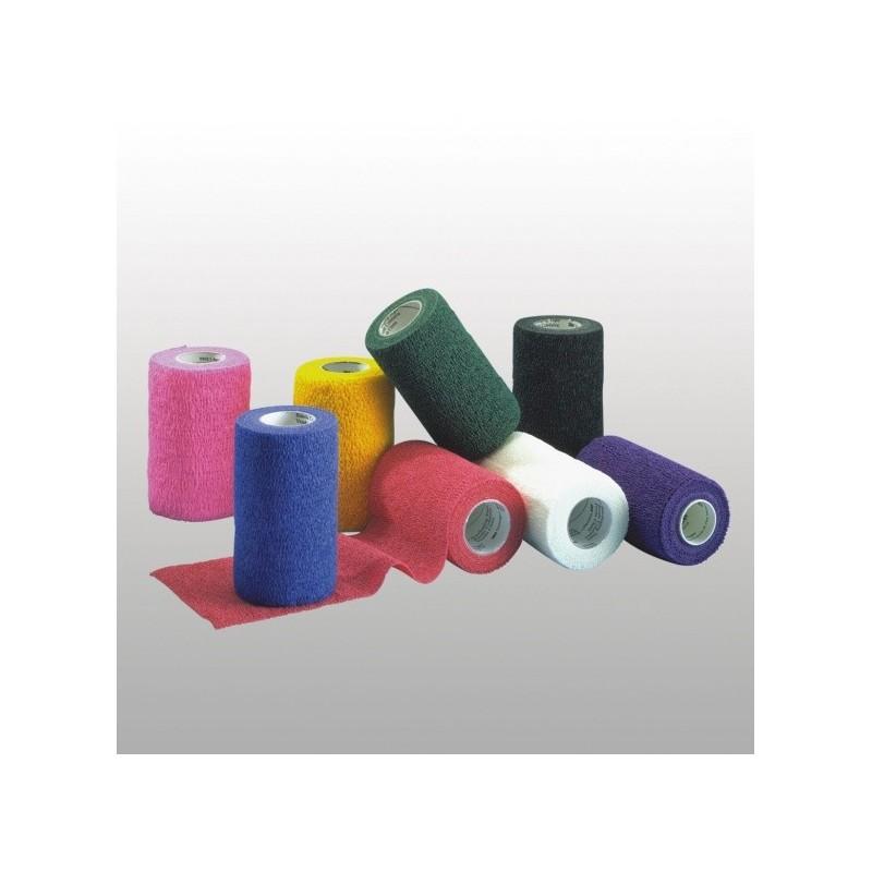 Bande VETRAP Largeur 5 cm - plusieurs couleurs