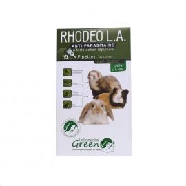 RHODEO L.A NAC 4X0.375 ML