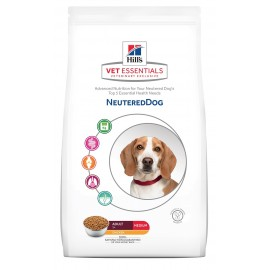 HILL'S  VETESSENTIALS Chien Neutered  adulte MEDIUM 2 Kg