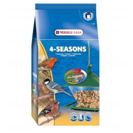 Quatre saisons mélange de graines pour oiseaux de la natureVersele Laga 4 KG