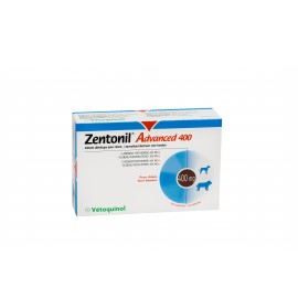 Zentonil Advanced - 1 boite de 30 cp de 400 mg