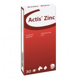 Actis Zinc 30 Comprimés