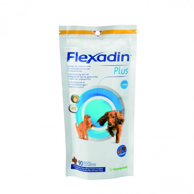 Flexadin PLUS MINI pour articulations petit chien et chat - sachet de 90 bouchées