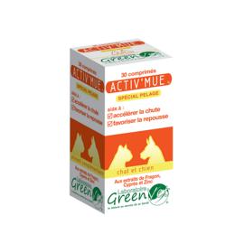 Greenvet Activ'Mue - 1 boite de 30 cp