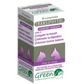 Greenvet Transiphytol confort digestif- 1 boite de 30 cp