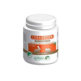 Greenvet Cobagreen Cobaye - 1 pot de poudre orale 100 g