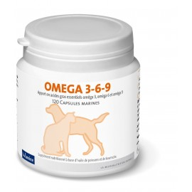 Wamine Omega 3-6-9 - 120 capsules