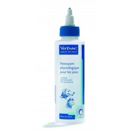 Nettoyant physiologique pour les yeux 125 ml
