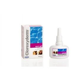 Clorexiderm Spot Gel cutané hydratant et émollient 50 ml