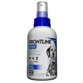 FRONTLINE SPRAY pompe flacon spray 100 ml