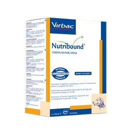 Nutribound  Convalescence Chien - 3 flacons 150 ml