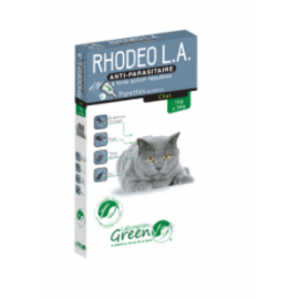 Rhodeo Longue Action 4 Pipettes spot-on pour chats