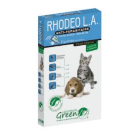 RHODEO L.A CHIOT/CHATON 4X0.375 ML