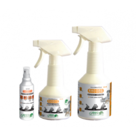 Rhodeo Spray antiparasitaire 125ml pour Chiens Chats et NAC